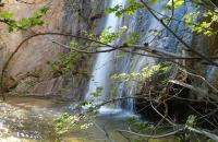 Milonas gorge in Ierapetra Mylonas waterfall