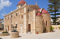 The Cathedral of St. Georgios in Ierapetra