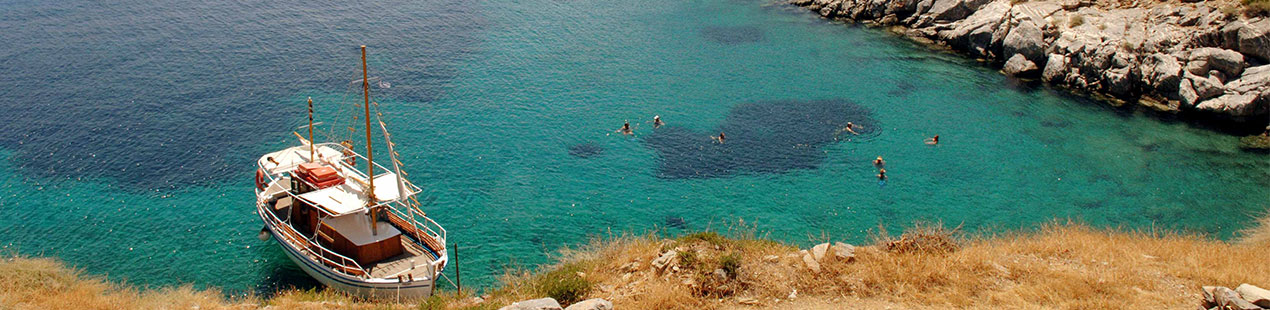 Boat Trip to Pseira island & Agriomandra beach